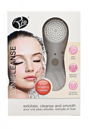 Прибор для очищения лица Rio. Цвет: белый