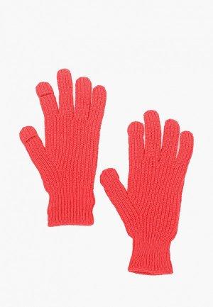 Перчатки Gap. Цвет: красный
