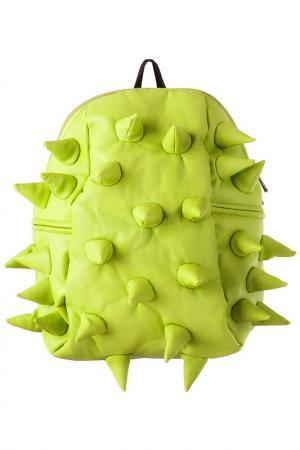 Рюкзак MADPAX. Цвет: лайм