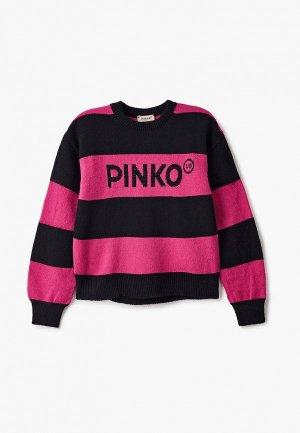 Джемпер Pinko Up. Цвет: розовый