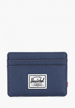 Визитница Herschel Supply Co. Цвет: синий