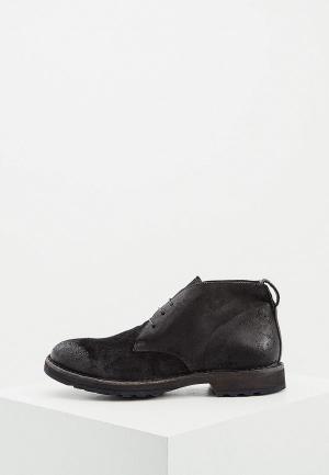 Ботинки Moma. Цвет: черный