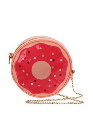 Сумочка Пончик MARY POPPINS. Цвет: розовый