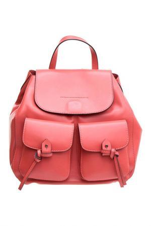 Сумка-рюкзак Gianni Chiarini. Цвет: красный