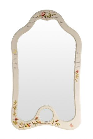 Зеркало настенное ВИСАН. Цвет: бежевый