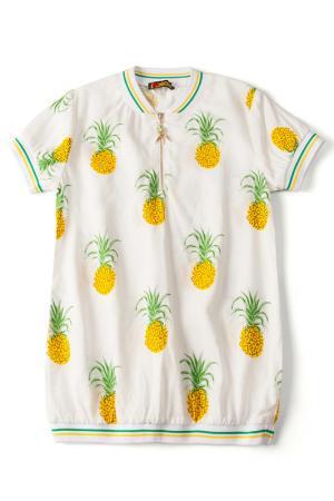 Рубашка I love to dream. Цвет: мультиколор
