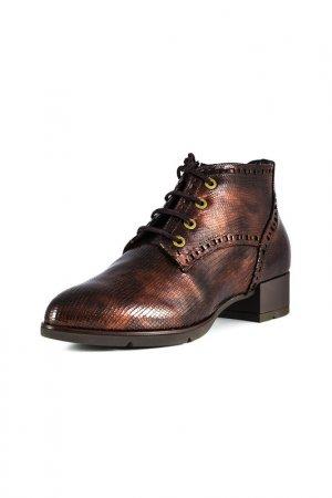 Ботинки LUIGI SGARIGLIA. Цвет: коричневый