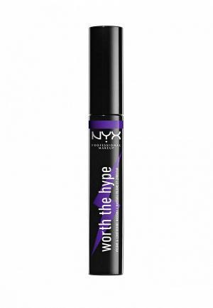 Тушь для ресниц Nyx Professional Makeup. Цвет: фиолетовый