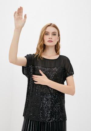 Блуза Wallis. Цвет: черный