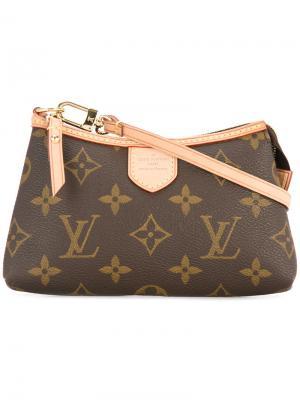 Клатч Delightful Louis Vuitton Vintage. Цвет: коричневый