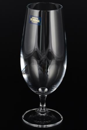 Набор бокалов для вина 6 шт. Crystalite Bohemia. Цвет: прозрачный