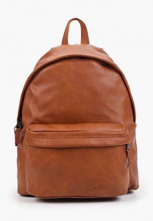 Рюкзак Eastpak. Цвет: коричневый