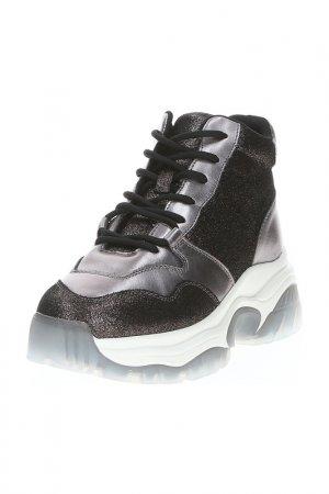 Ботинки LIBELLEN. Цвет: серебряный