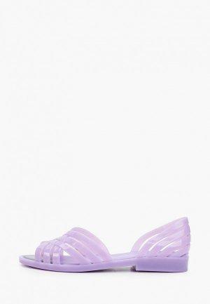 Сандалии Melissa. Цвет: фиолетовый