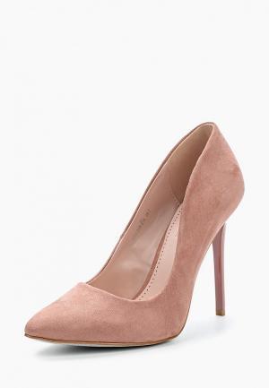 Туфли Inario. Цвет: розовый