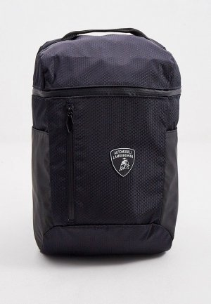 Рюкзак Automobili Lamborghini. Цвет: синий