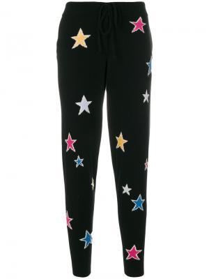 Спортивные брюки Acid Star Chinti & Parker. Цвет: чёрный