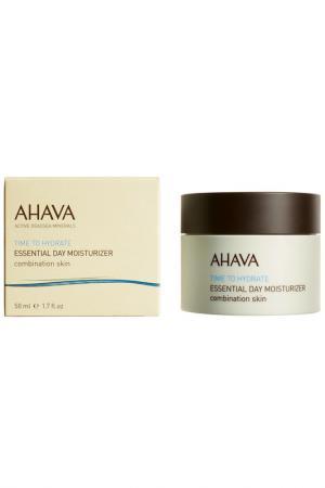 Дневной крем для кожи Ahava. Цвет: прозрачный