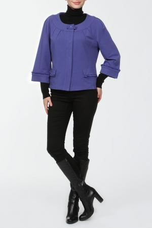 Болеро LAFEI-NIER. Цвет: фиолетовый