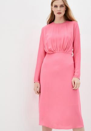 Платье By Malene Birger. Цвет: розовый