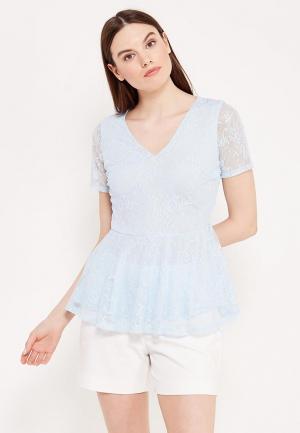 Блуза adL. Цвет: голубой