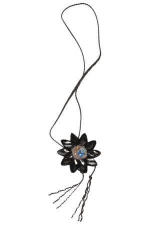 Кулон LAK MISS. Цвет: серый