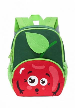 Рюкзак Grizzly. Цвет: зеленый
