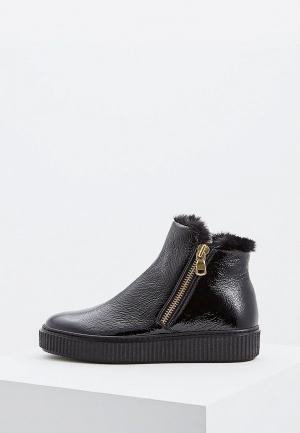 Ботинки Barracuda. Цвет: черный