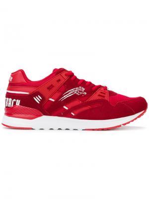 Kyle sneakers Plein Sport. Цвет: красный