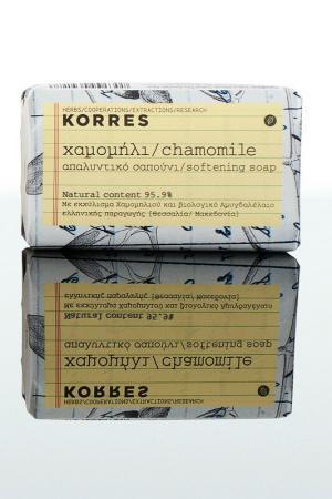 Мыло для лица 125 гр Korres. Цвет: none
