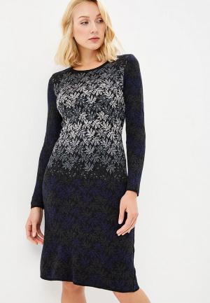Платье Milana Style. Цвет: синий