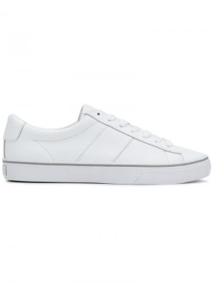 Low top sneakers Polo Ralph Lauren. Цвет: белый