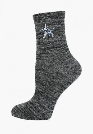 Носки Modis. Цвет: серый