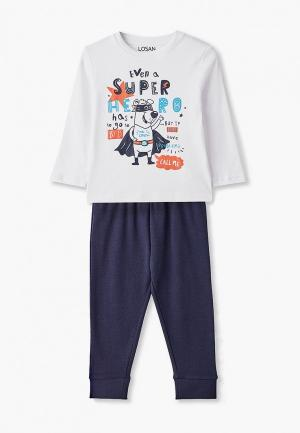 Пижама Losan. Цвет: разноцветный