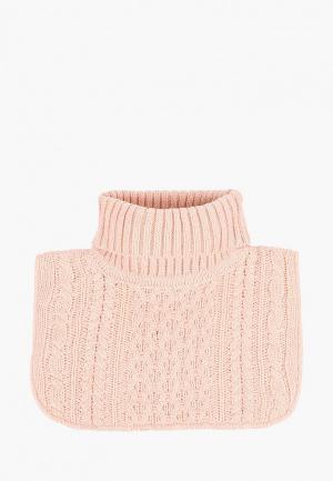Манишка Sela. Цвет: розовый