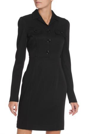 Платье-блейзер на пуговицах Prada. Цвет: мультиколор