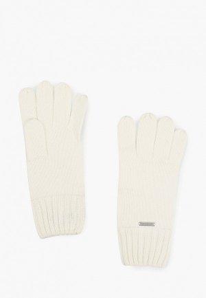 Перчатки Gulliver. Цвет: белый