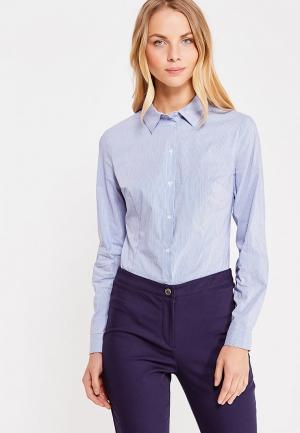Рубашка Tom Farr. Цвет: голубой