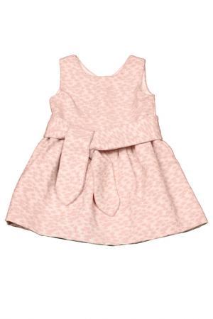 Платье GIOIA DI MAMMA. Цвет: розовый