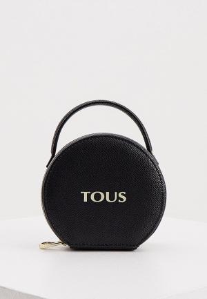 Косметичка Tous. Цвет: черный