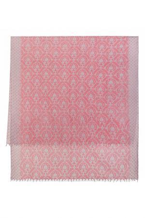 Палантин Michel Katana. Цвет: розовый