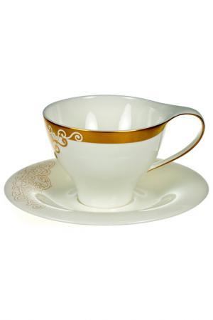 Кофейная пара 6 шт. Royal Porcelain. Цвет: белый