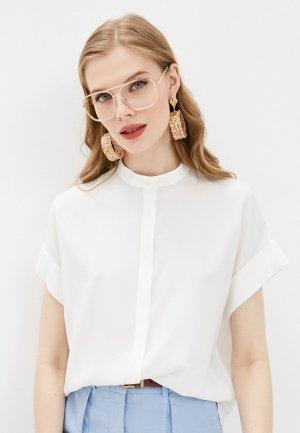 Блуза Cappellini. Цвет: белый