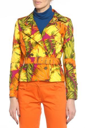Жакет GF Ferre. Цвет: оранжевый
