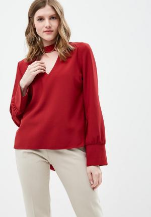 Блуза Brigitte Bardot. Цвет: красный