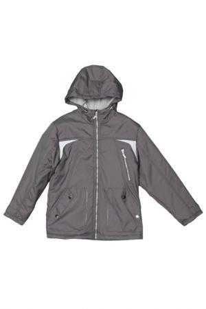 Куртка Devance. Цвет: темно-серый