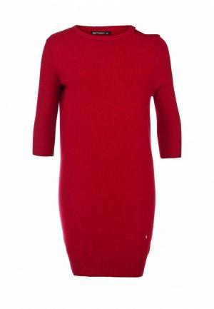 Платье F5. Цвет: красный