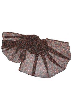 Парео ETHNICA. Цвет: коричневый