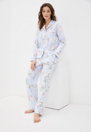 Пижама Dansanti. Цвет: голубой