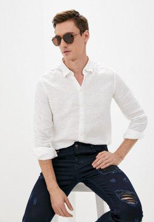 Рубашка Primo Emporio. Цвет: белый